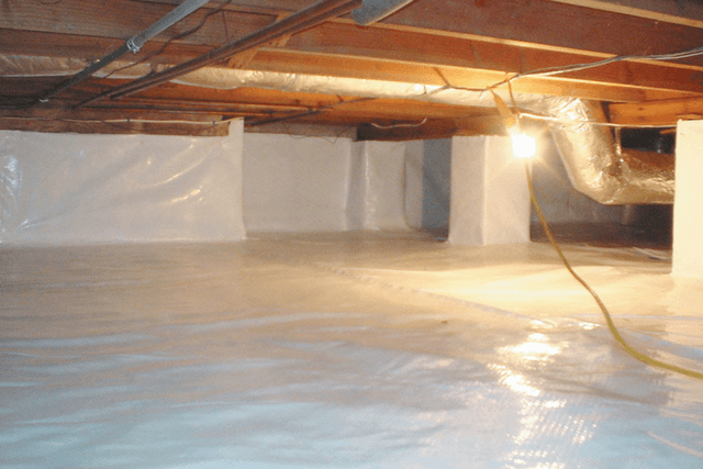 What 39 s a crawl space why they need a crawl space moisture for Making a crawl space into a full basement