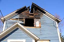 fire damage contractor